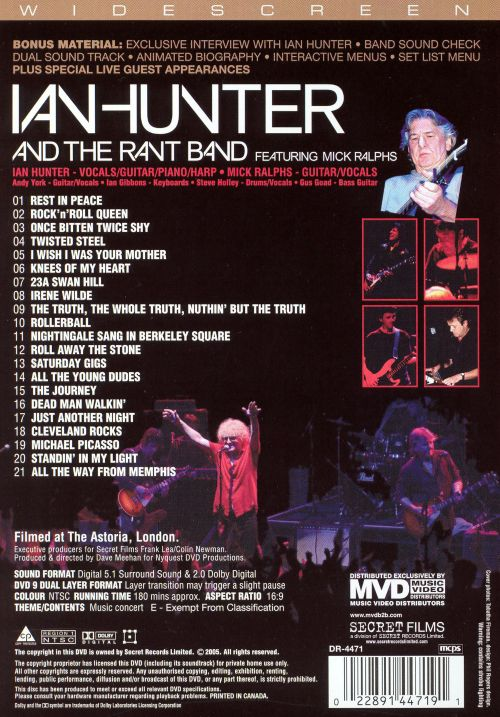 Just Another Night: Live at the Astoria