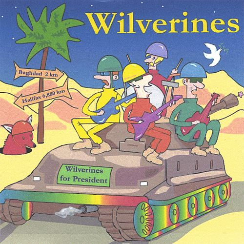 Wilverines for President