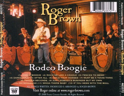 Rodeo Boogie