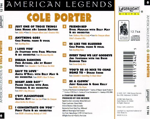 American Legends #6