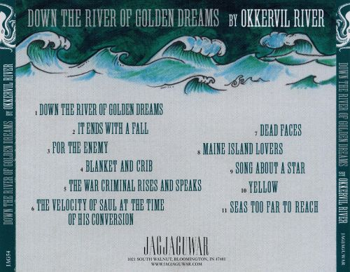 Down the River of Golden Dreams