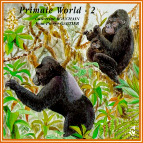 Primate World, Vol. 2: Forest Monkeys