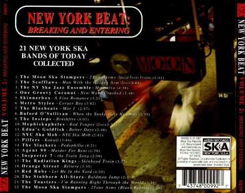 New York Beat, Vol. 2: Breaking and Entering