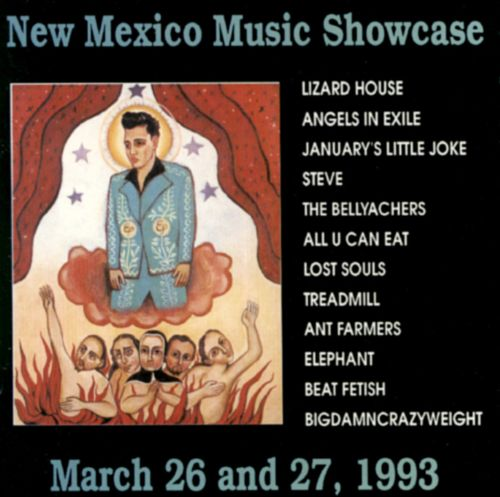 New Mexico Music Showcase (March 26 & 27, 1993)