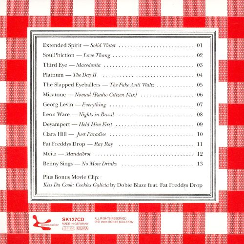 Home Cooking: Soulfood Served by Jazzanova and Friends
