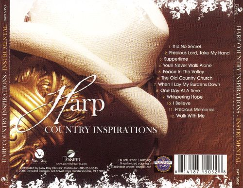 Harp: Country Inspirations