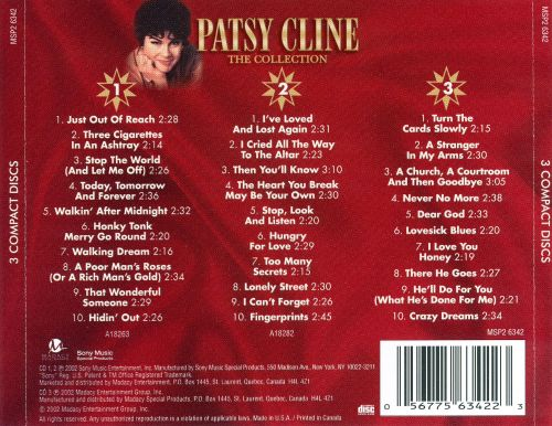 Patsy Cline: The Collection