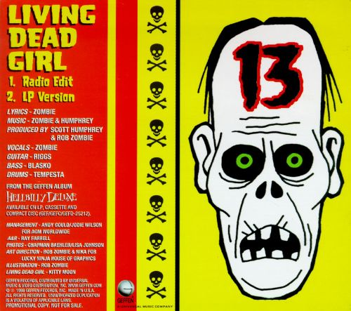 Living Dead Girl [US]