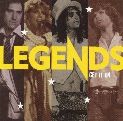 Legends: Get It On - Various Artists | Songs, Reviews ...