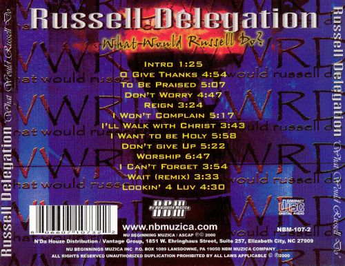 What Would Russell Do?