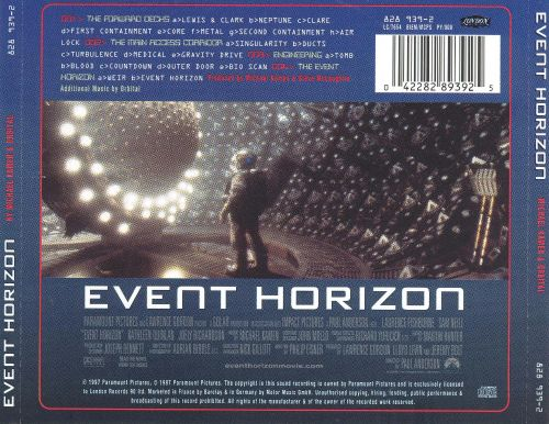 Event Horizon (Music from and Inspired by the Film)