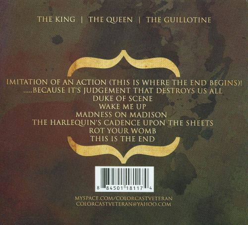 The King, The Queen, The Guillotine