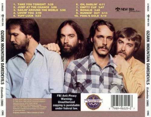 Ozark Mountain Daredevils [1980]