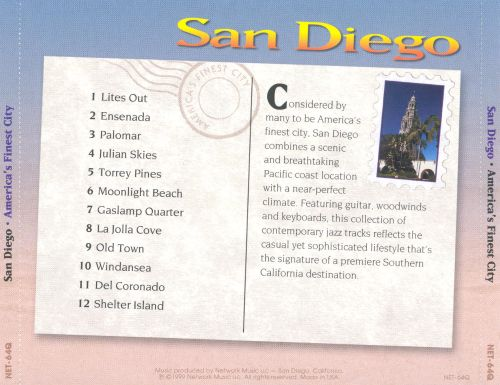 San Diego: America's Finest City [Network Music]