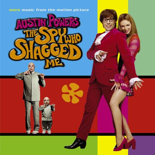more music from the motion picture austin powers the spy