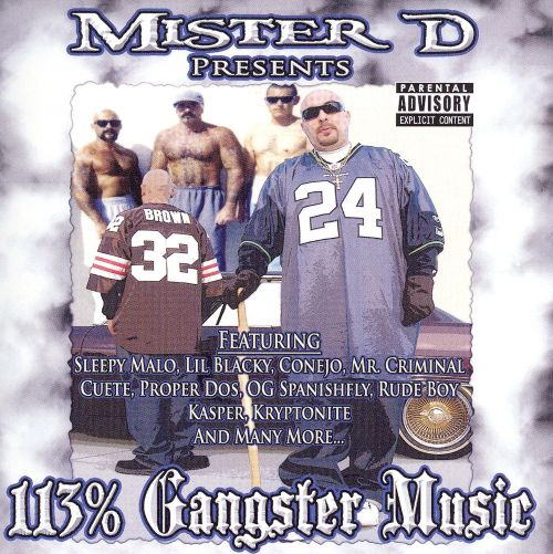 113% Gangster Music