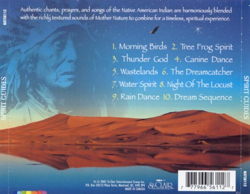 Spirit Guides: The Mystical Sound of Native Americ