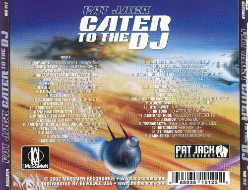 Cater to the DJ