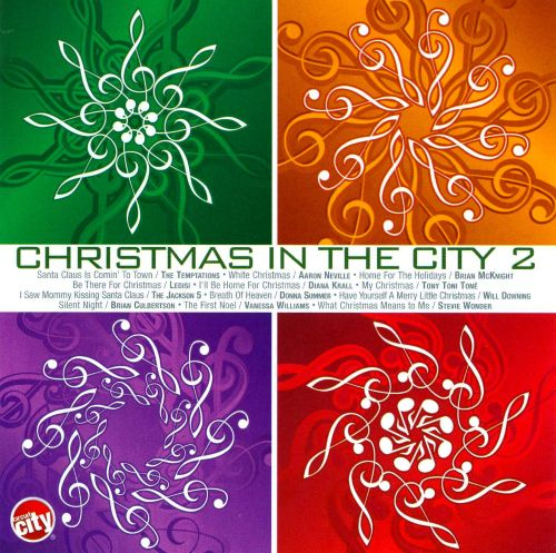 Christmas in the City, Vol. 2 [Circuit City Exclusive]