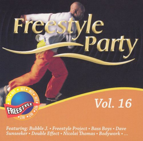 Freestyle Party, Vol. 16