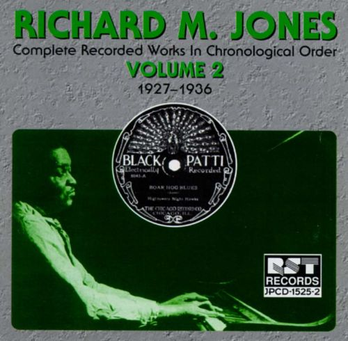 Complete Recorded Works, Vol. 2 (1927-1936)