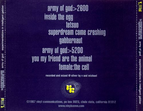 Army of God: Experimentations in Intelligent Gabber
