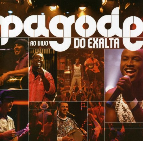Pagode Do Exalta ao Vivo [DVD]