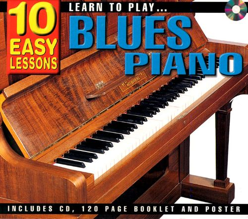 Learn to Play Blues Piano