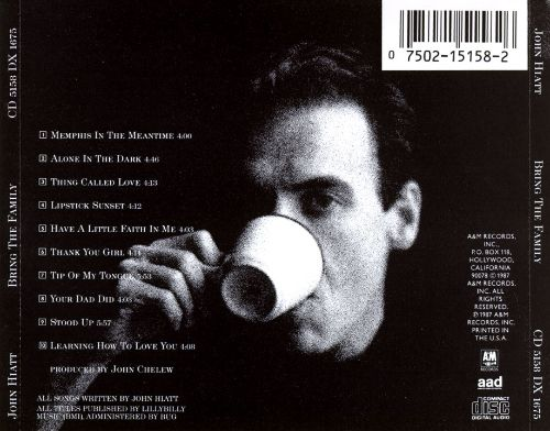 Bring the Family - John Hiatt | Songs, Reviews, Credits ...
