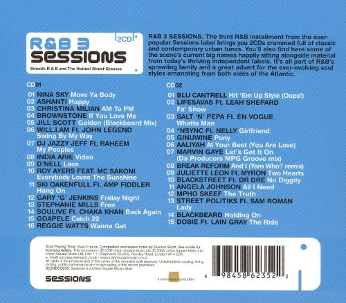 R&B Sessions, Vol. 3