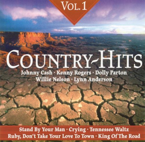 Country Hits, Vol. 1 [Euro Trend]