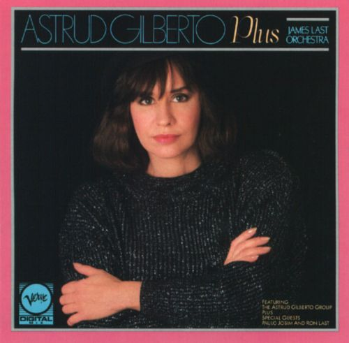 Astrud Gilberto Plus the James Last Orchestra