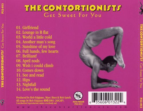 The Contortionist Get Sweet For You