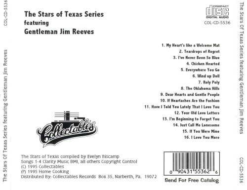 The Stars of Texas Series
