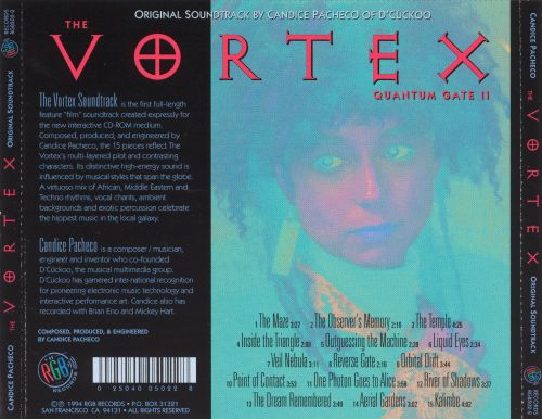 The Vortex (Quantum Gate II)