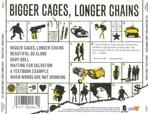 Bigger Cages, Longer Chains