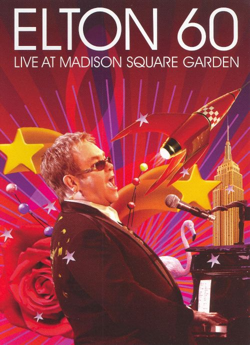Elton 60: Live at Madison Square Garden [DVD]