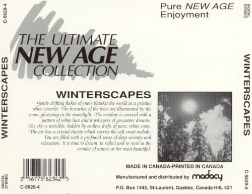 Ultimate New Age Collection, Vol. 4: Winterscapes
