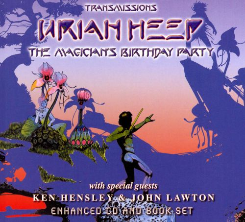 Transmissions: The Magician's Birthday Party