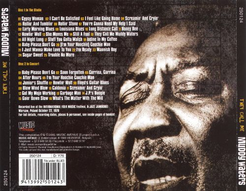 They Call Me Muddy Waters [Music Avenue]