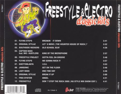 Freestyle & Electro: Classic Hits