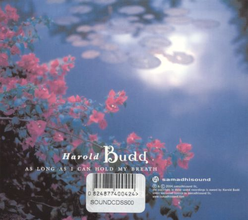 Avalon Sutraas Long As I Can Hold My Breath Harold Budd Songs