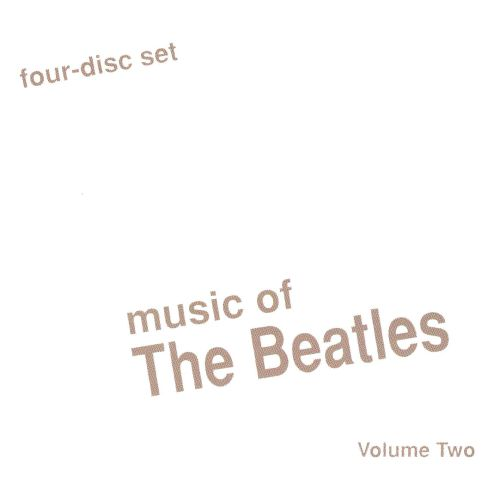 Music of the Beatles, Vol. 2
