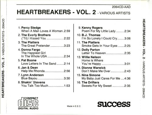 Heartbreakers, Vol. 2