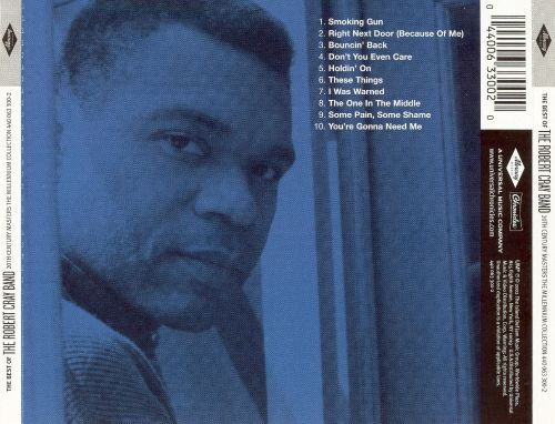 20th Century Masters - The Millennium Collection: The Best of Robert Cray