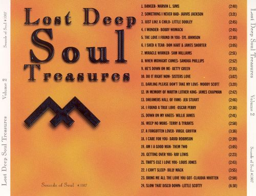 Lost Deep Soul Treasures, Vol. 2