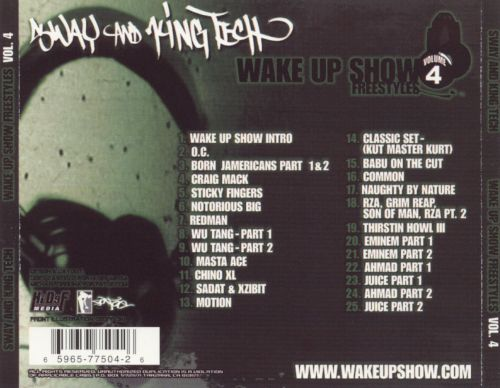 Wake Up Show: Fresstyles, Vol. 4