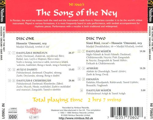 The Song of the Ney