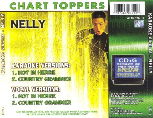 Nelly: Hot in Here/Country Grammer
