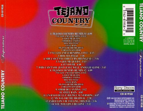 Tejano Country Superstars